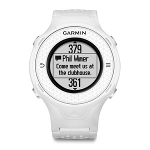 Garmin Approach® S4 White / Grey