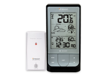 Oregon Scientific BAR218HG Bluetooth-enabled Weather Station