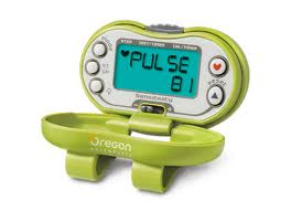 Oregon Scientific Pedometer – Calorie counter with Pulse Meter