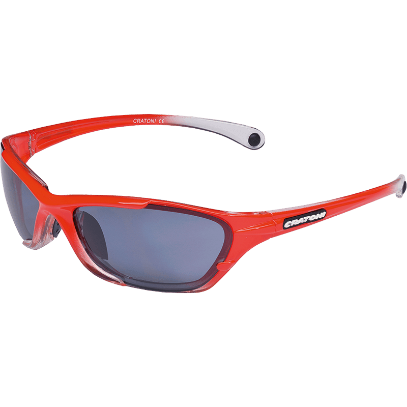 Cratoni Piper Sunglasses Small – Red