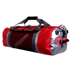 overboard-pro-sports-duffel-60-litre-front-red-ob1154r