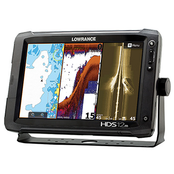 Lowrance HDS-12m Gen2 Touch Chartplotter Only – Macete