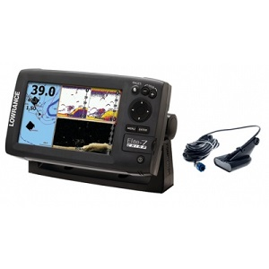 Lowrance Elite 7 X CHIRP with 83/200 HDI transducer – Macete
